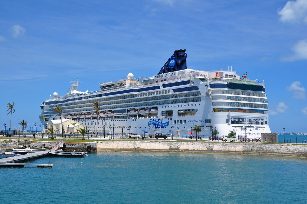 Bermuda Cruise With Norwegian Dawn