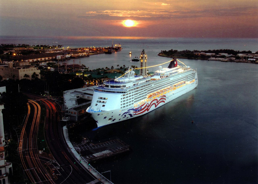 Oceanview Room On Hawaii Cruise With Norwegian For The - Pride of america cruise ship hawaii
