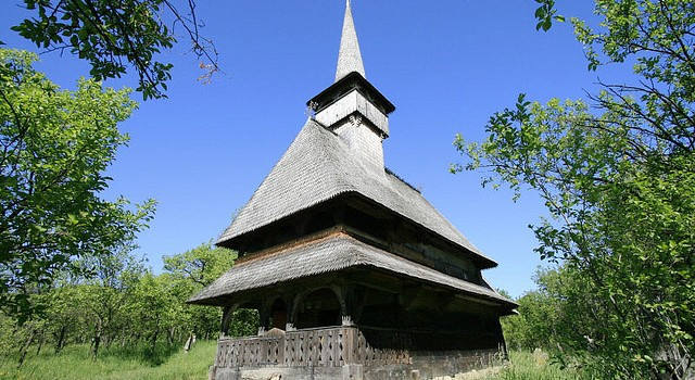 Barsana Wooden Church