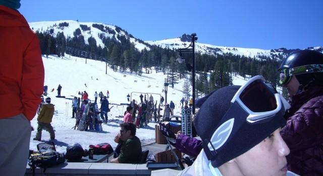 Skiing at Kirkwood Mountain Resort
