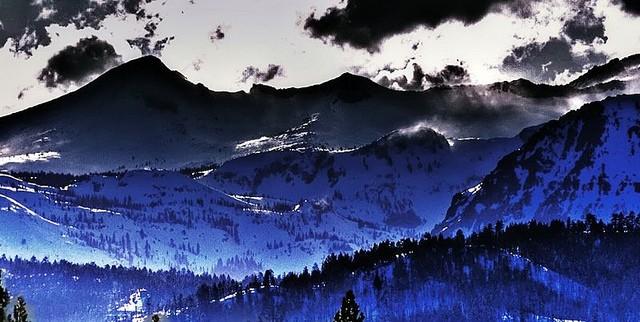 Mountain at Sierra at Tahoe