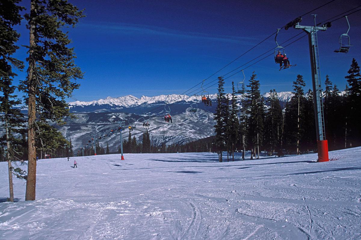 Top ski resorts in the us beaver creek resort in for Ski cabins in colorado