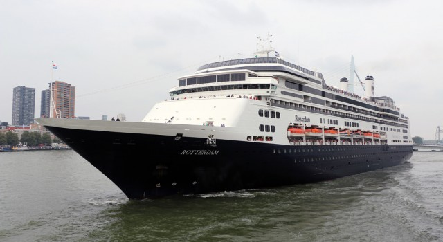 MS Rotterdam cruise ship