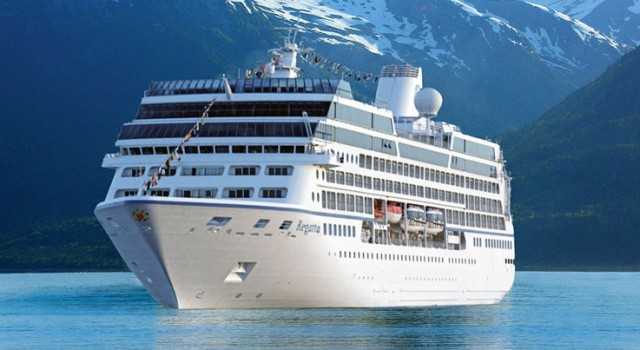 Regatta cruise ship by Oceania Cruises