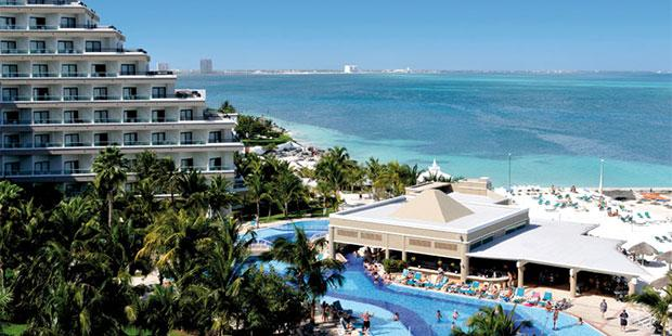 Riu Caribe resort