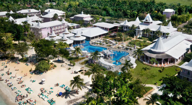 Riu Palace Tropical Bay resort
