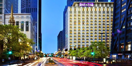 The Westin Michigan Avenue Hotel In Chicago For 99 Travel