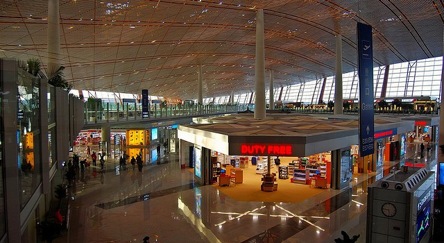 The airport of Beijing @John 'K'