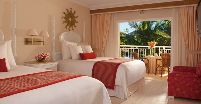 Room at Dreams Punta Cana Resort and Spa