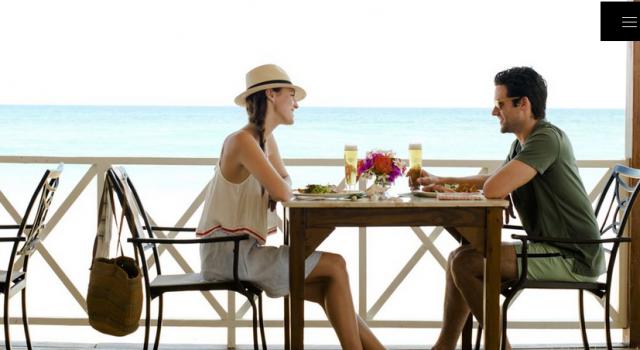 Las Olas Restaurant at Excellence Punta Cana