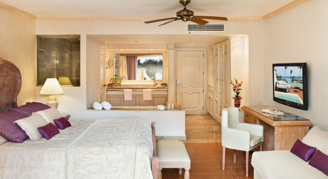 Junior suite at Excellence Punta Cana
