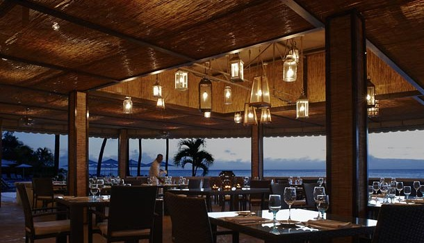 Veranda Restaurant at Grand Cayman Marriott Beach Resort