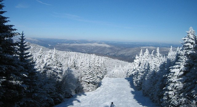 Skiing in Killington