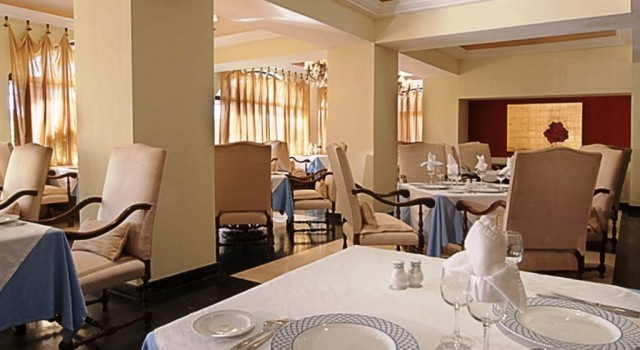 Italian restaurant at Occidental Grand Aruba