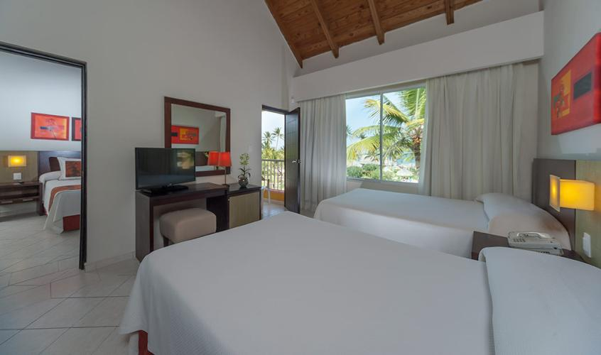 Tropical princess beach resort and spa in punta cana for for Hotel spa familiar