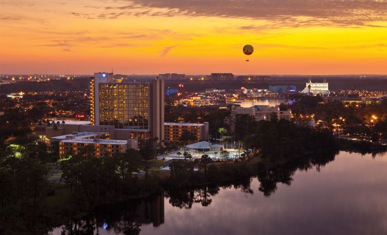 Wyndham Lake Buena Vista Hotel In Florida For 71 The Travel Enthusiast The Travel Enthusiast
