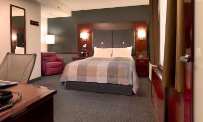 Standard Room at Club Quarters