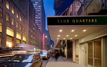 Club Quarters Hotel in New York