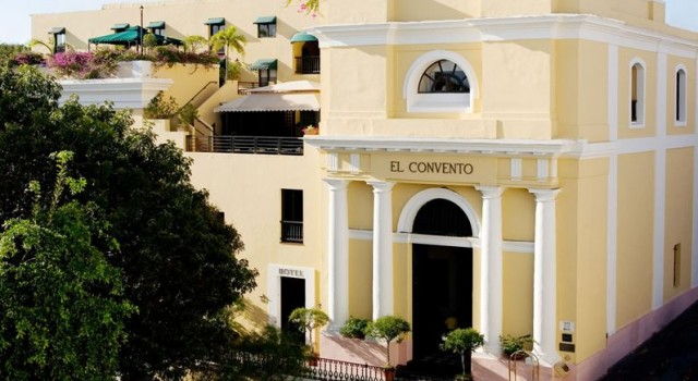 Hotel El Convento in San Juan