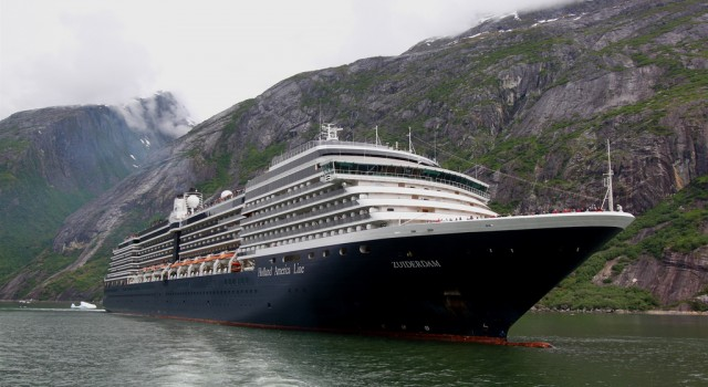 MS Zuiderdam cruise ship