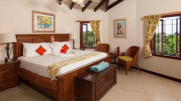 Bedroom at Sugar Cane Club