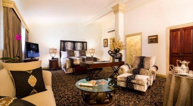 The Hemmingway Suite at Terra Nova Hotel