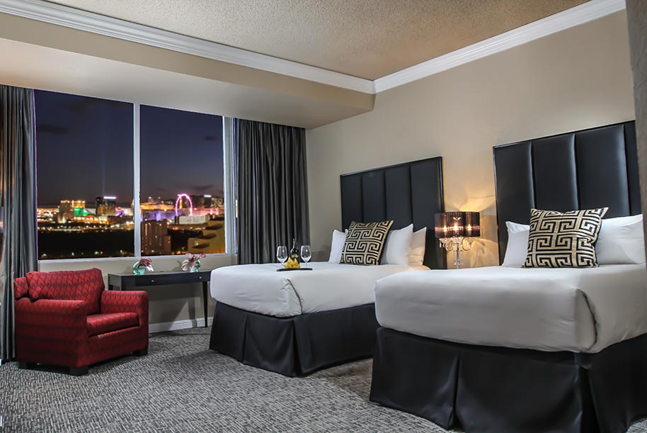 Double Room At The Westgate Las Vegas Casino Hotel