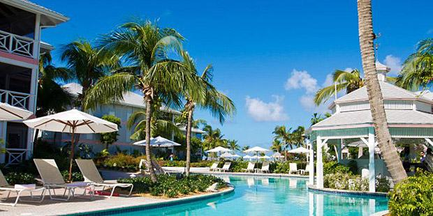 Ocean Club resort on Turks and Caicos