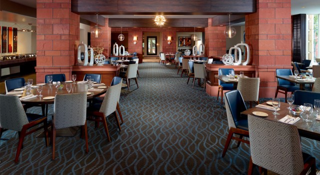 Restaurant at Omni Los Angeles Hotel