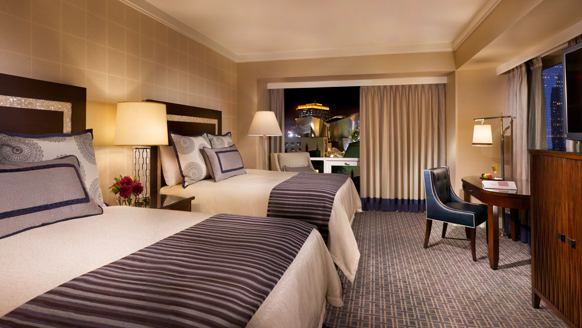 Omni Los Angeles Hotel At California Plaza For 125 The