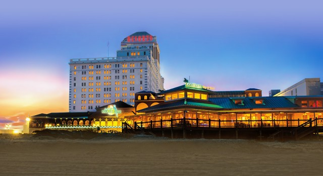 Resorts Hotel and Casino in Atlantic City