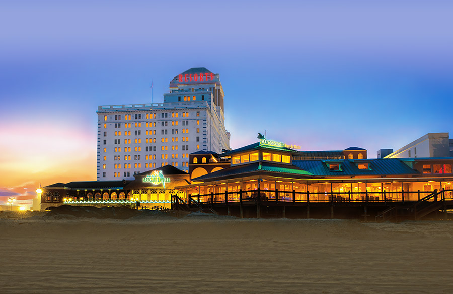 Casino hotels on the east coast