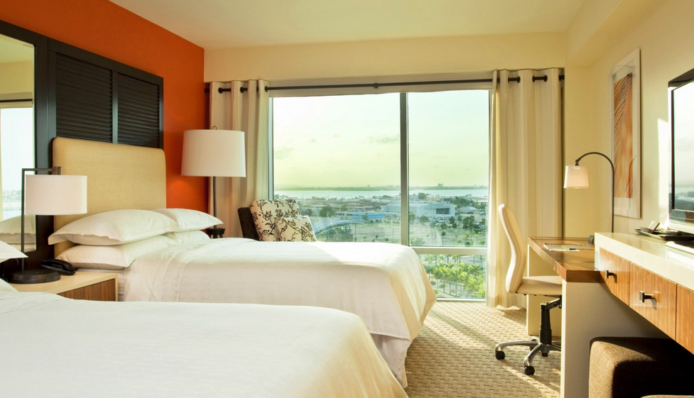 Sheraton Puerto Rico Hotel And Casino In San Juan For 121 The Travel Enthusiast The Travel