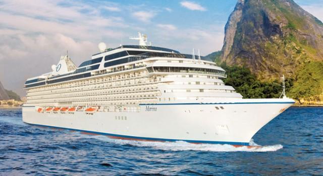 Marina cruise ship - Oceania Cruises