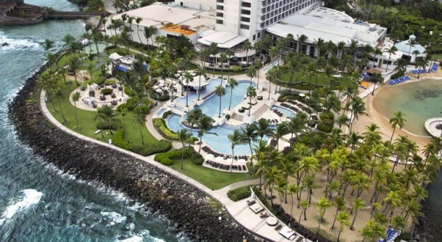 Caribe Hilton San Juan resort