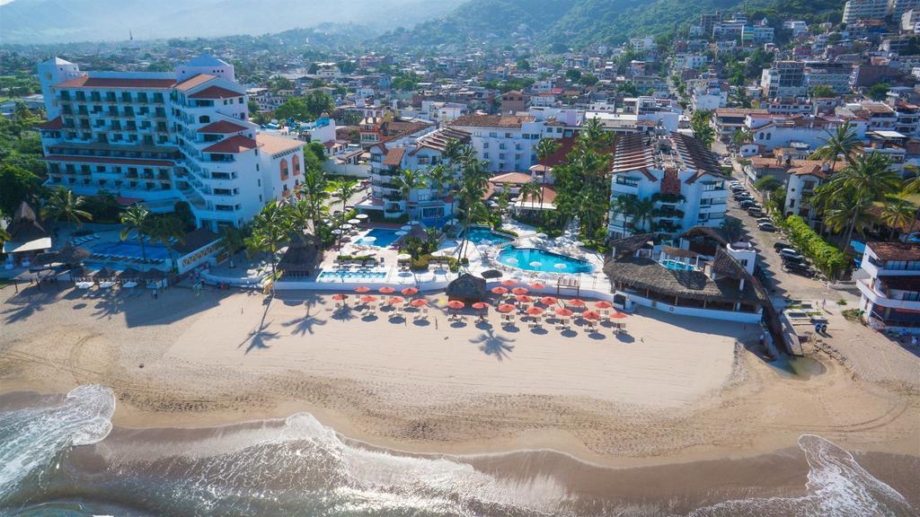 Buenaventura Grand Hotel Puerto Vallarta Mexico