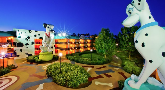 Disney's All Star Movies Resort in Orlando