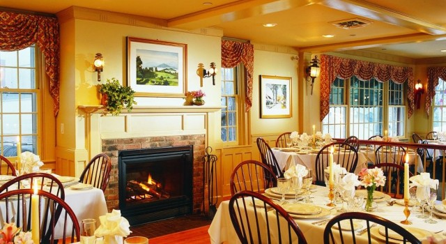 Main Street Dining Room Stowe