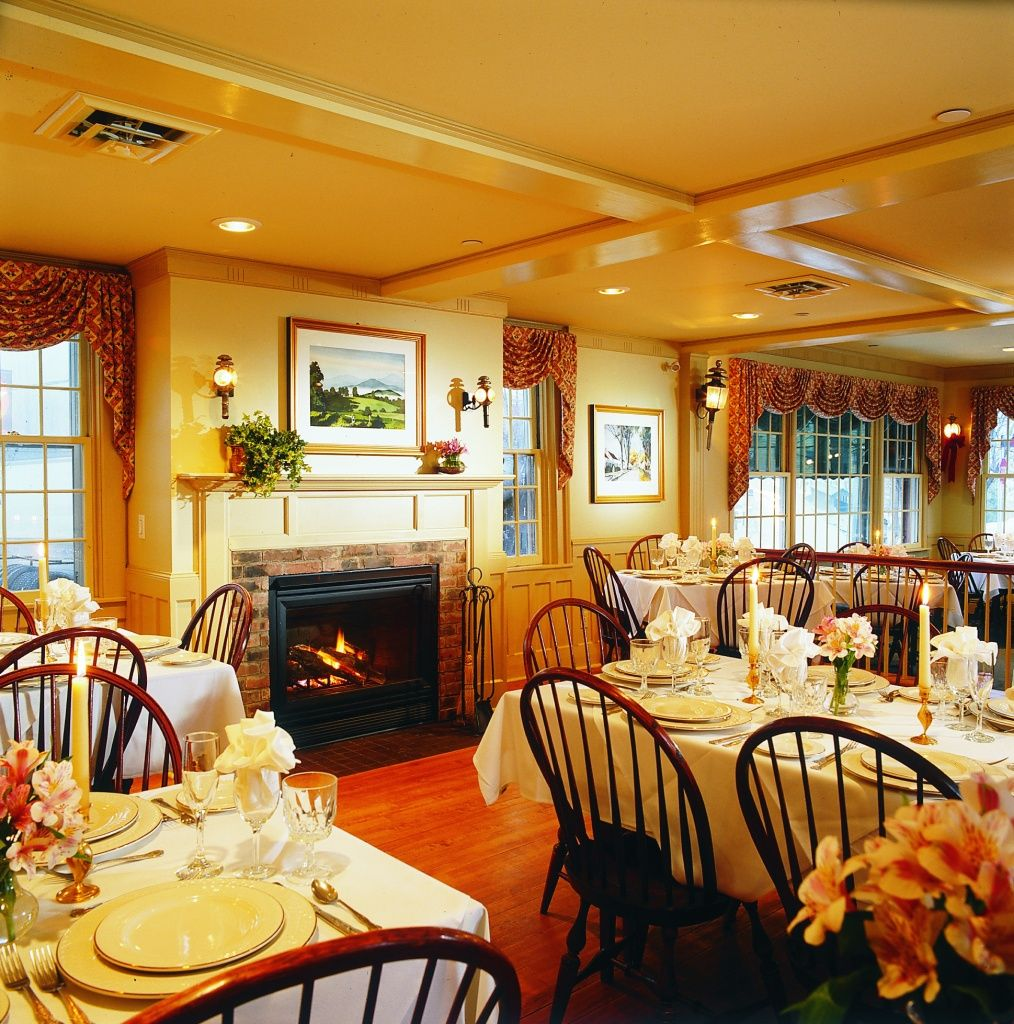 Main Street Dining Room Stowe