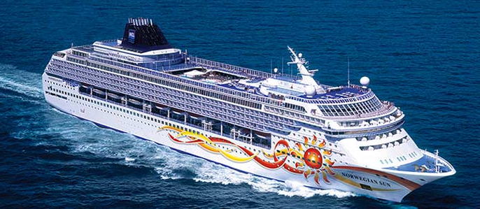 Norwegian Sun Cruise For A Week To Alaska From 599 The