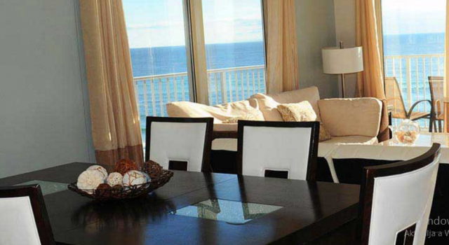 Suite inside at Shores of Panama Resort Condos