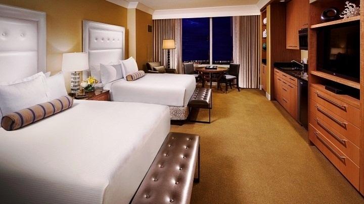 Rooms: Luxury Trump International Hotel In Las Vegas For $122
