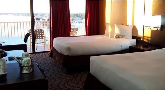 Room at Bay Harbor Hotel