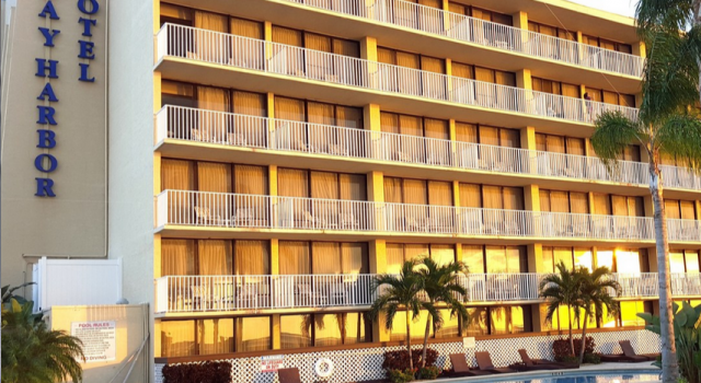 Bay Harbor Hotel in Tampa