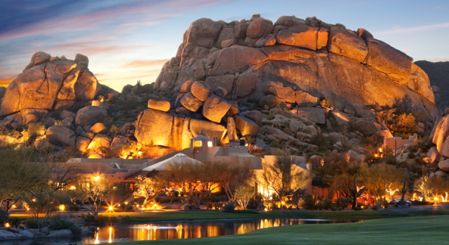 Boulders Resort and Spa in Arizona