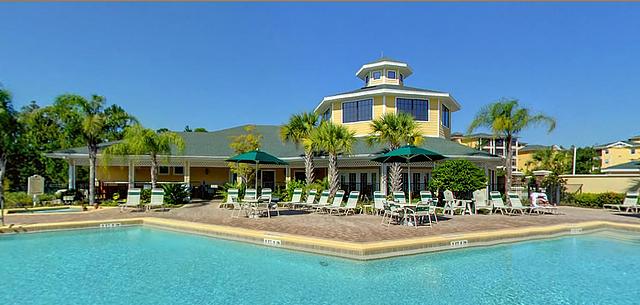 Pool at Caribe Cove Resort