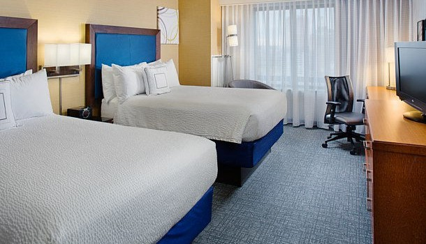 3 Star Courtyard Atlantic City Hotel By Marriott For 74 The Travel Enthusi