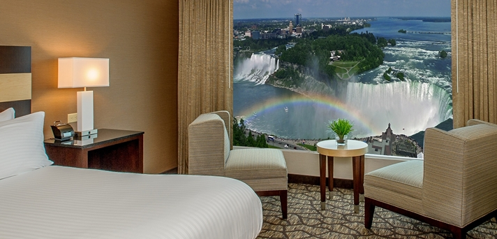 Embassy Suites By Hilton Niagara Falls Suites For 129 The Travel Enthusiast The Travel
