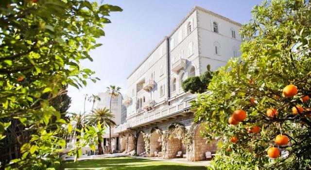 Grand Villa Argentina hotel in Dubrovnik