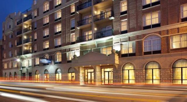 hilton garden inn hotel in historic savannah from 107. Black Bedroom Furniture Sets. Home Design Ideas